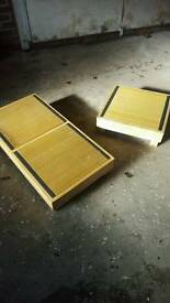 Japanese traditional tables