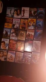 25 dvds for sale