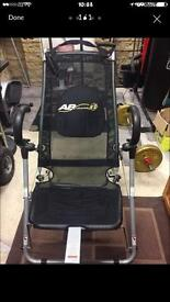 Ab trainer chair