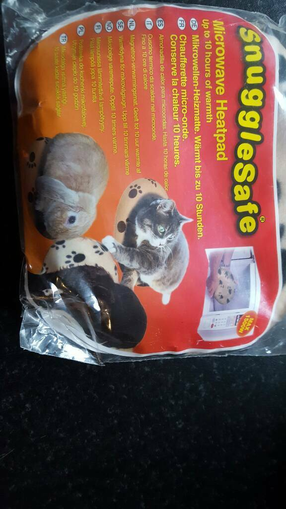 Heatpad cat puppy old stock qty1