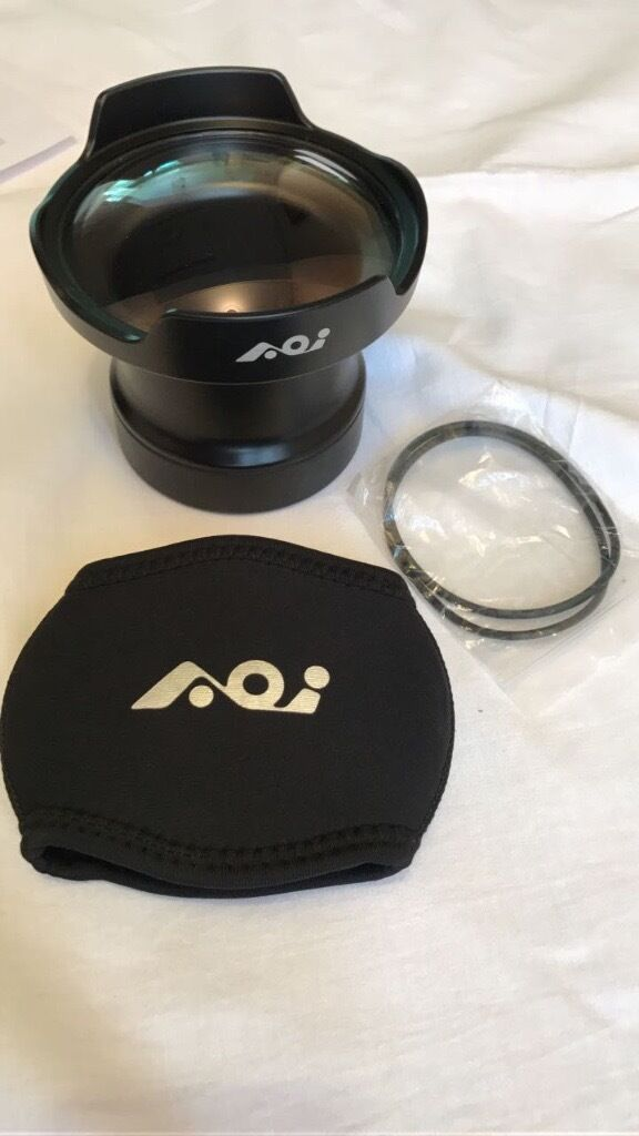 Olympus Port For Wide Angle 9 18 Mm Lens Hardly Ever Used