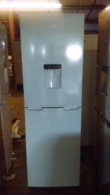 KENWOOD white 50/50 Fridge Freezer slightly marked