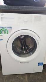 Brand new beko 7kg white washing machine