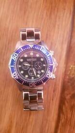 Mens nautica no limit watch boxed in brand new condition