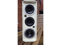 Pair of Wharfedale Pro Programme 60 Speakers White