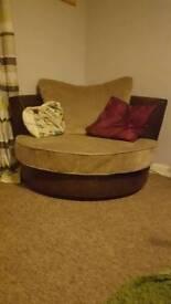 Lovely swivel chair