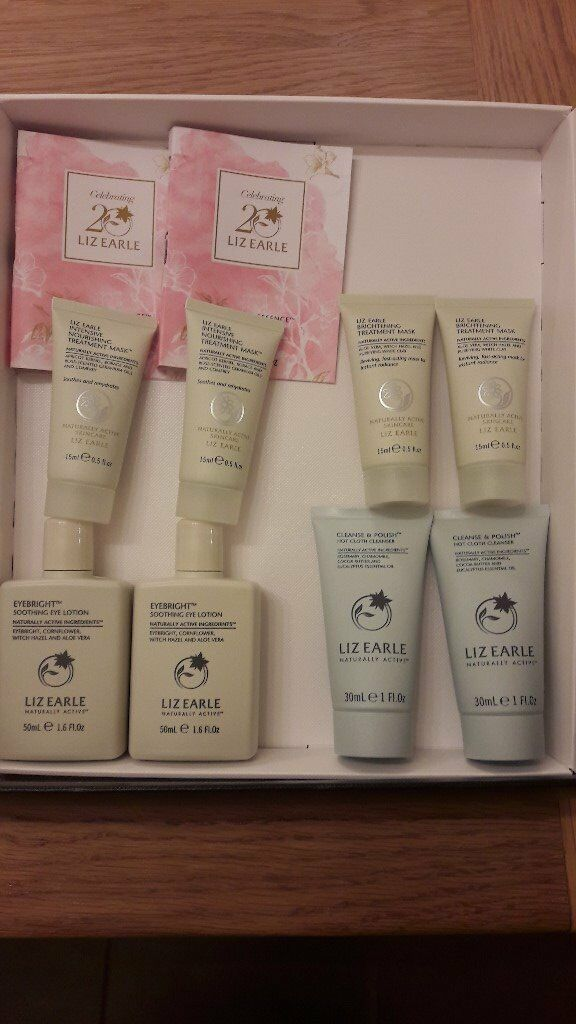 STOCKING FILLERS-BRAND NEW LIZ EARLE BEAUTY PRODUCTS