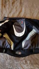 RST mens motorbike jacket L