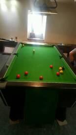 omega world class pool table