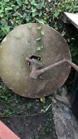Mill grinding stone