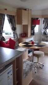 cheap static caravan sited at southerness dumfries and galloway