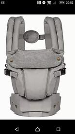 Brand new Lumiere baby carrier - unused