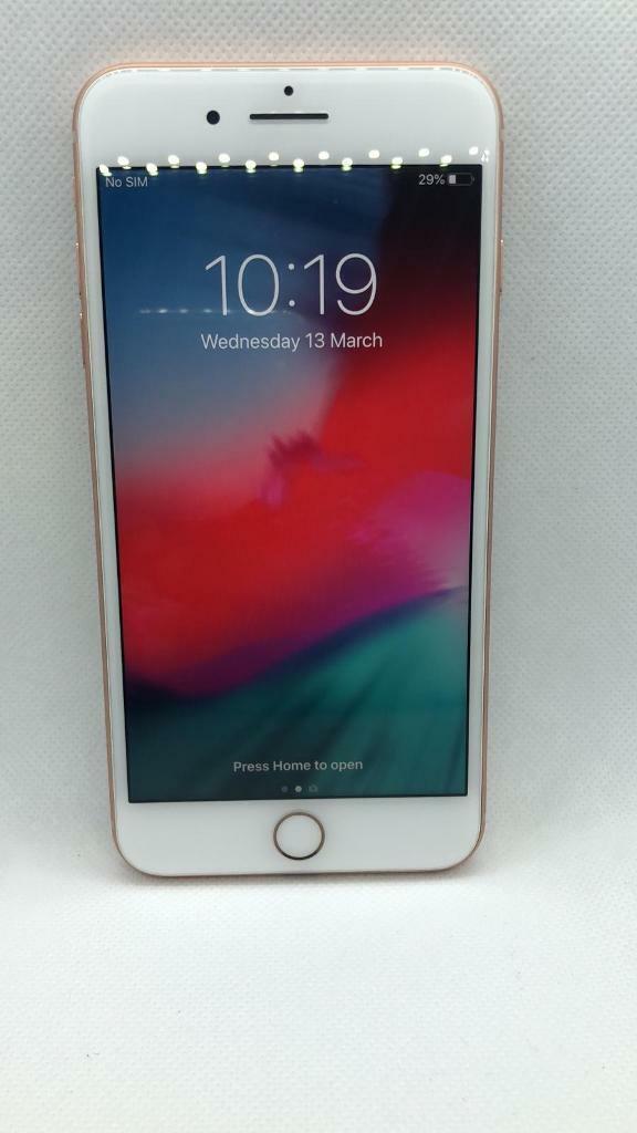 70b49218763 Apple iPhone 8 Plus - 64GB Gold (Unlocked) Good Condition