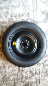 Space Saver Spare Wheel for Ford C-Max 2003 - Present Day