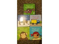 """""""That's not My"""" baby books"""