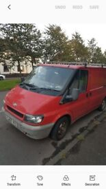 Ford transit spares