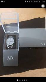 AX armani exchange watch
