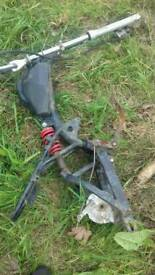 110cc 120cc 125cc pit bike pitbike frame