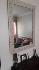 Stunning Large Bevelled Mirror