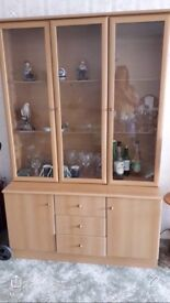Lovely display unit/cabinat