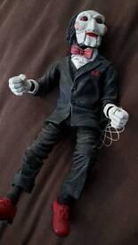 Saw doll figure
