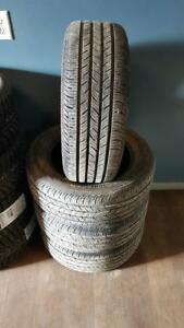 Continental Contiprocontact tires 215/55r16 - Brand New Take-off $350 FREE install