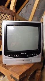 Portable TV/DVD Combi