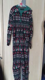 M&S onesie - age 11-12 - never worn