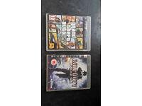 2 x PS3 Games