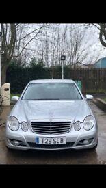 Mercedes E280 CDI Brabus - *paddleshift *sport exhaust