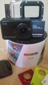 BRAND NEW - Activeon CX HD Pocket Action Camera - Costs 150