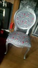 Bespoke one off unicorn chair