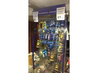 tv/dvd cables - accessories all £1