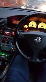 Vauxhall zafira 5dr auto 7 seater