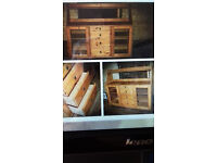 Make me an offer Solid Pine Sideboard