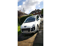 ***REDUCED*** 2010 Peugeot 3008 Exclusive HDI Auto - White