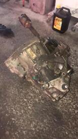 Renault megane 1.5 dci gearbox 6 speed