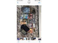 SONY PSP C/ W GAMES