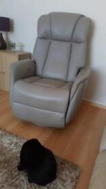 Electrical Leather Recliner