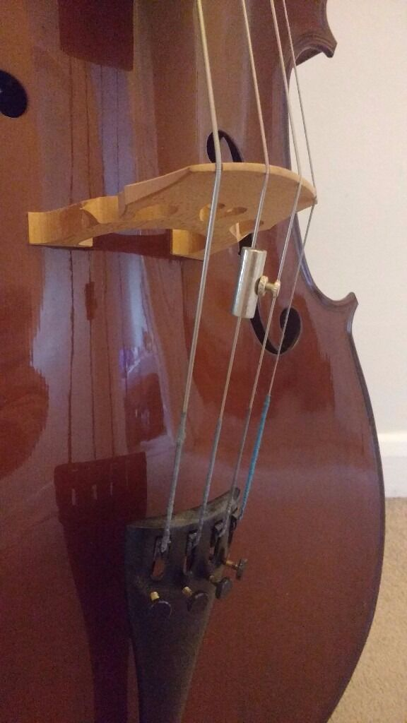 Cello - Stentor II Student (Selling as moving overseas)
