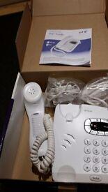 NEW TELEPHONE ANSWERING MACHINE