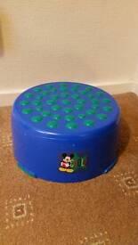 Toilet training stool