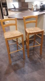 Pine Bar Stools *For Sale*