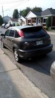 -2007 FORD FOCUS ZX5 106700 km