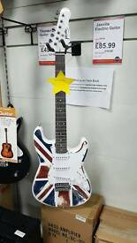 Jaxville Electric Guitar