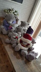 Various tatty teddies!