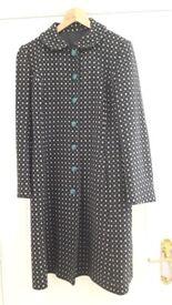 Hobbs Wool Coat (Size 12)