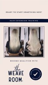 One to One Hair Extension Training Courses