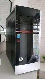 Boxed FAST HP Envy Quad Core i7 Gaming PC 16Gb 3Tb 2Gb R9 270 Wifi BEATS Win 10 Office REFURBISHED