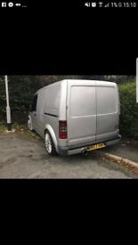 Ford Transit Connect 1.8 diesel 2003 Modified.